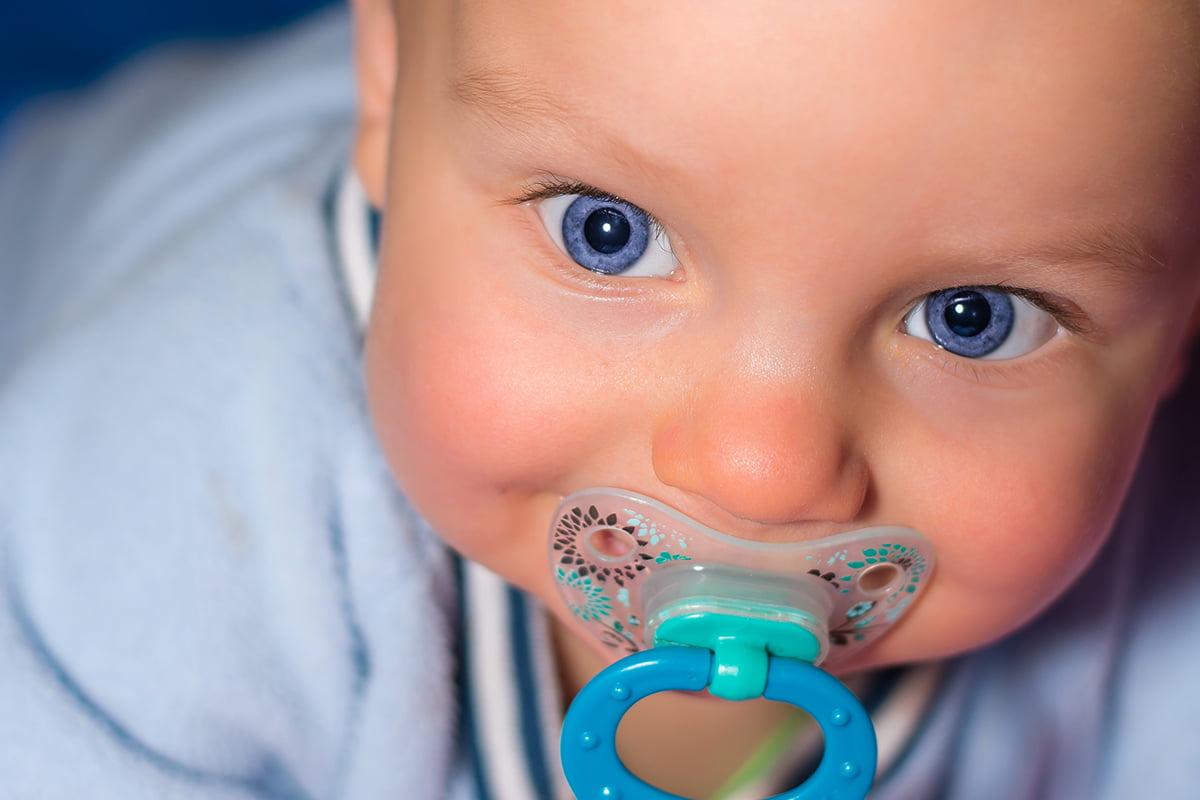 Como elegir el chupete para tu bebé