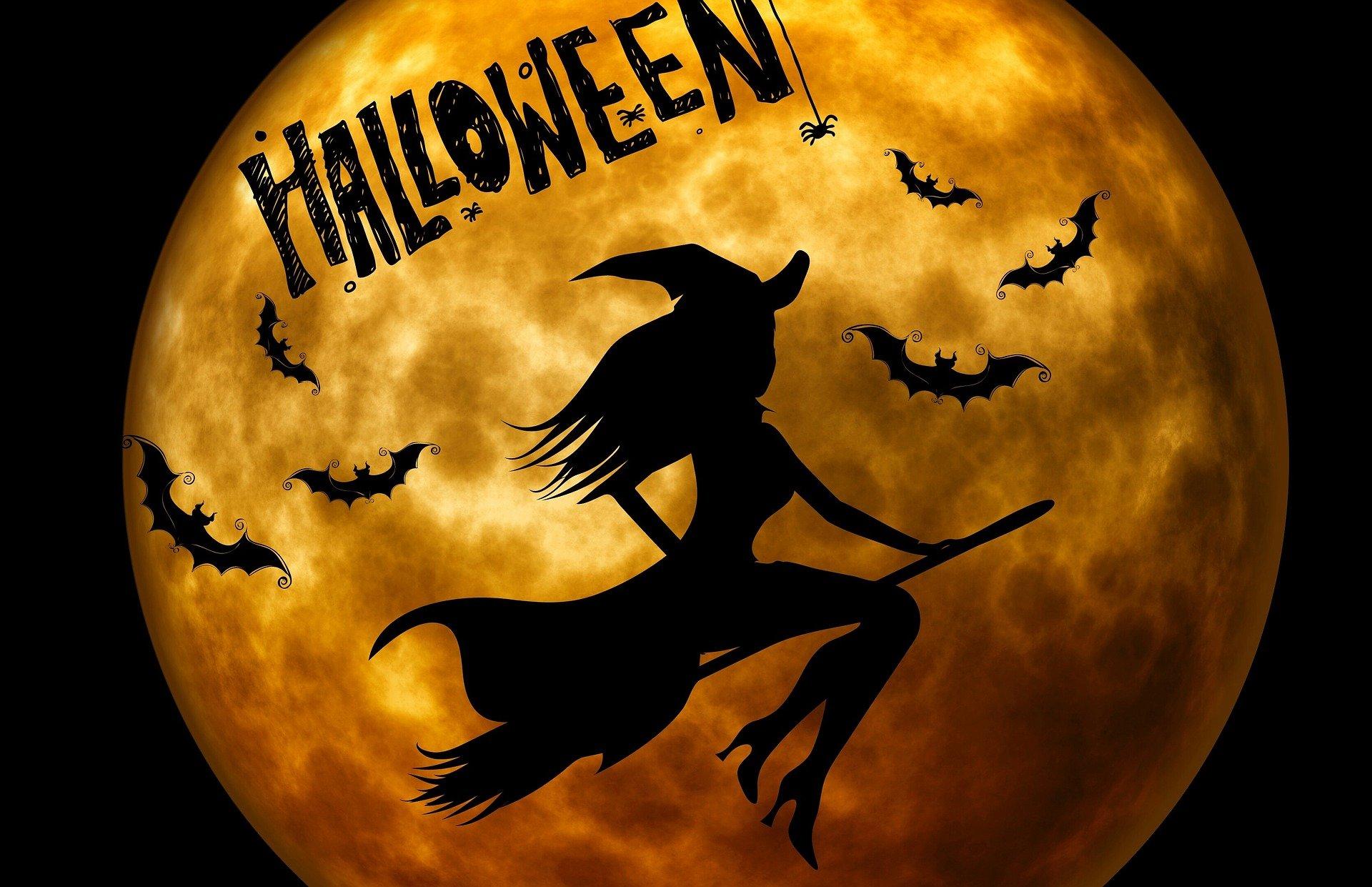 5 manualidades para hacer en Halloween