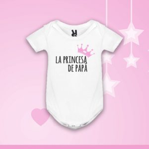 Body «Princesa de Papá»