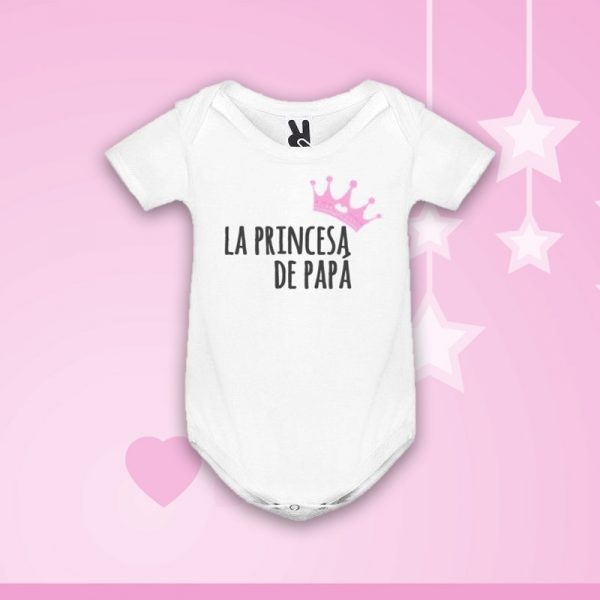 "Body ""Princesa de Papá"""