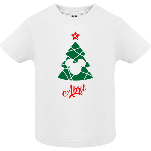 Camiseta Árbol de navidad de Cine - Niño / Niña manga corta