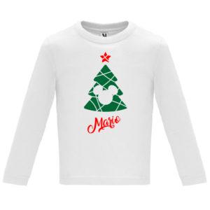 Camiseta Árbol de Navidad de Cine