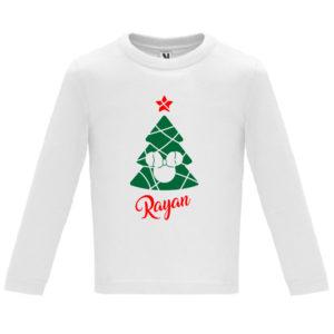Camiseta Árbol de Navidad de Película