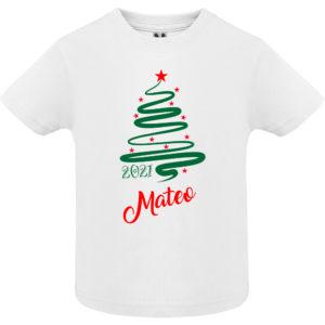 Camiseta Árbol de Navidad Jazz
