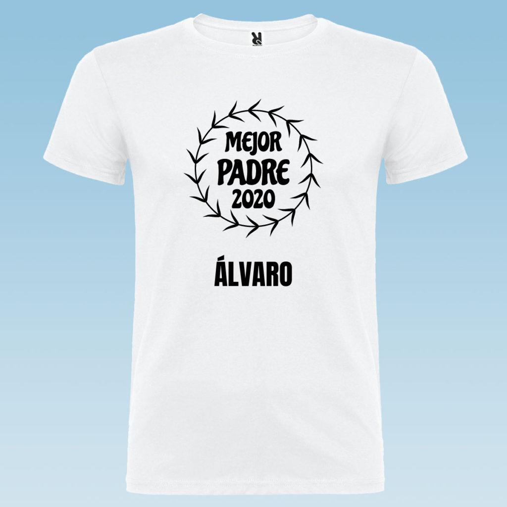 Camiseta personalizada - El Mejor Papá Del Año