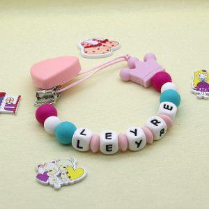 Chupetero personalizado «Candy»