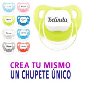 Chupete Personalizado Classic