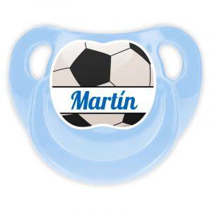 Chupete Personalizado Fútbol Ball Deluxe
