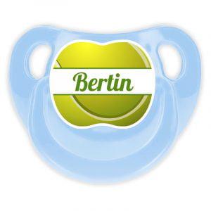Chupete Personalizado Tenis Deluxe