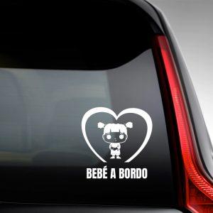 Pegatina de Vinilo  «Funko Pop Boo»