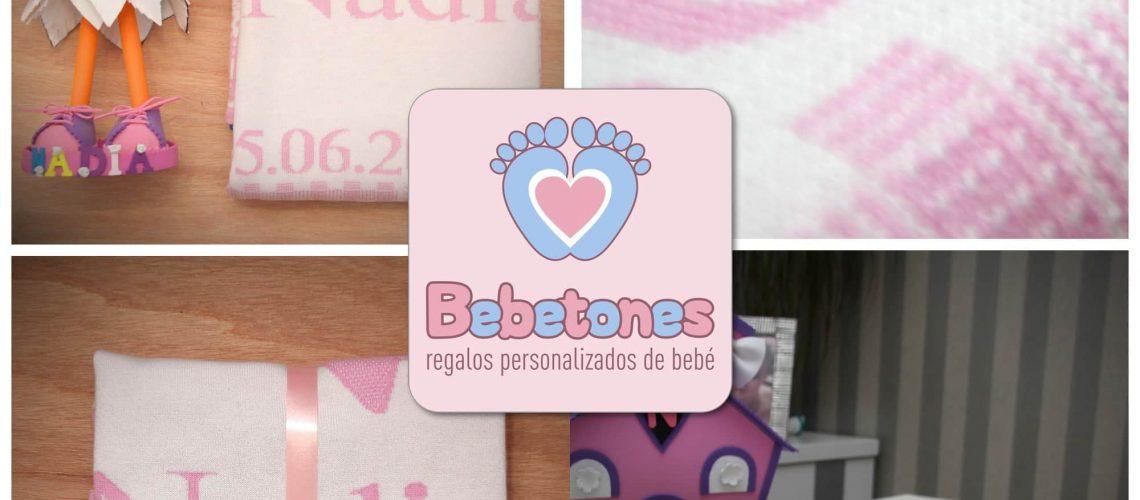 Manta personalizada de bebé varias fotos