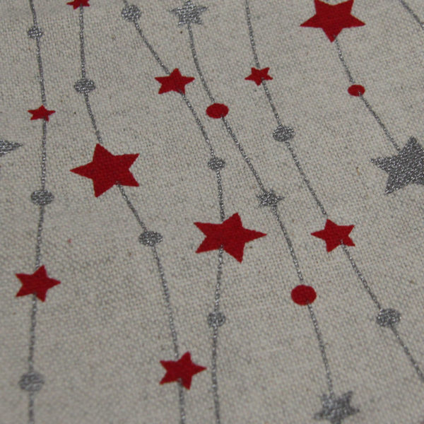 Calcetín personalizado - Lluvia de estrellas - telas exclusivas