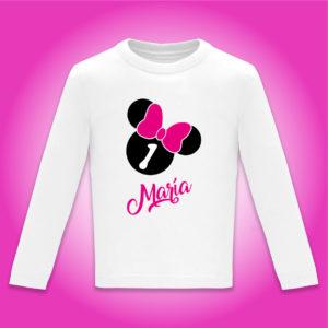 """Camiseta personalizada de cumpleaños """"Día de Pelicula"""""""